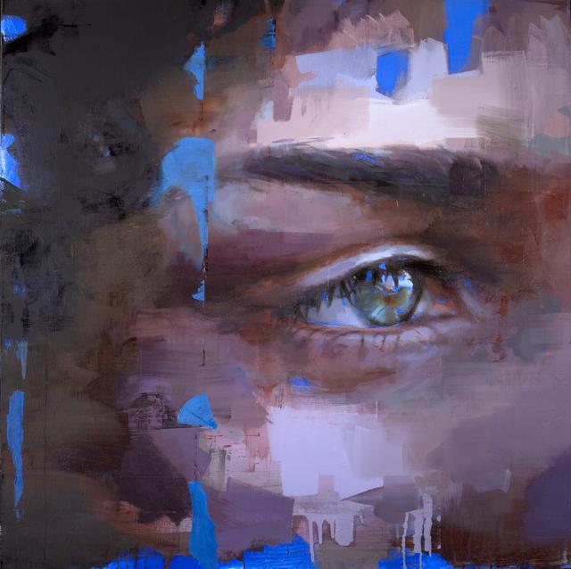 , 'Eyescape #2,' 2017, Galerie Olivier Waltman | Waltman Ortega Fine Art