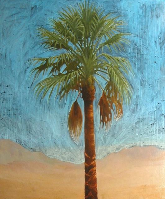 , 'Dunahay Palm,' 2012, HOHMANN