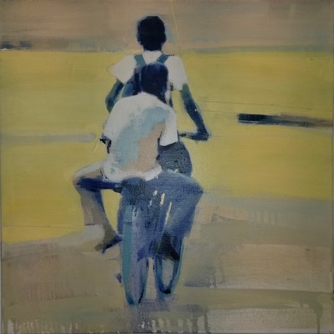 , 'Boys on Bikes 16,' 2018, Gildea Gallery