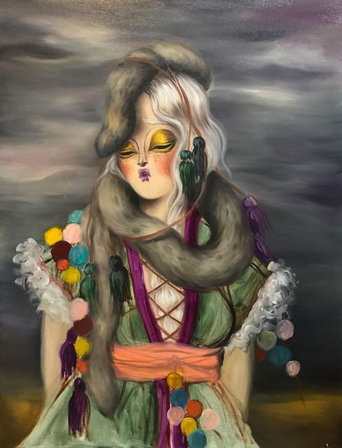 , 'Gitana V,' 2017, Weinstein Gallery