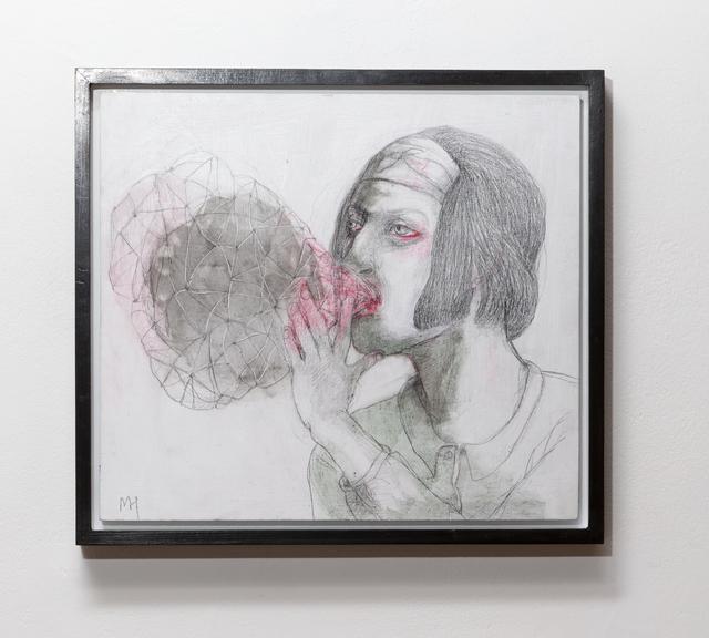 , 'Drawing 56,' 2016, Joanna Bryant & Julian Page