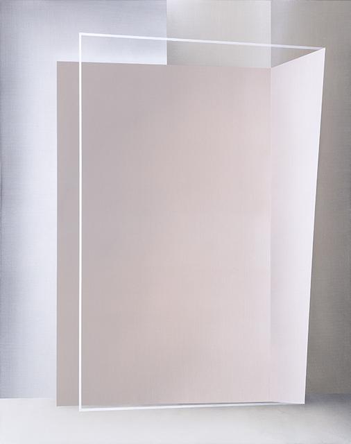 , 'Framing Pink,' 2018, Urban Spree Galerie