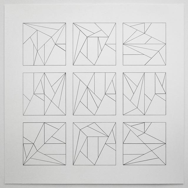, 'Ostomachion 17,152 Z,' 2014, Bureau