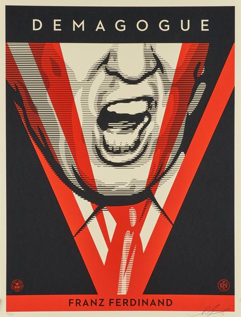 Shepard Fairey, 'Demagogue', 2016, Rago/Wright
