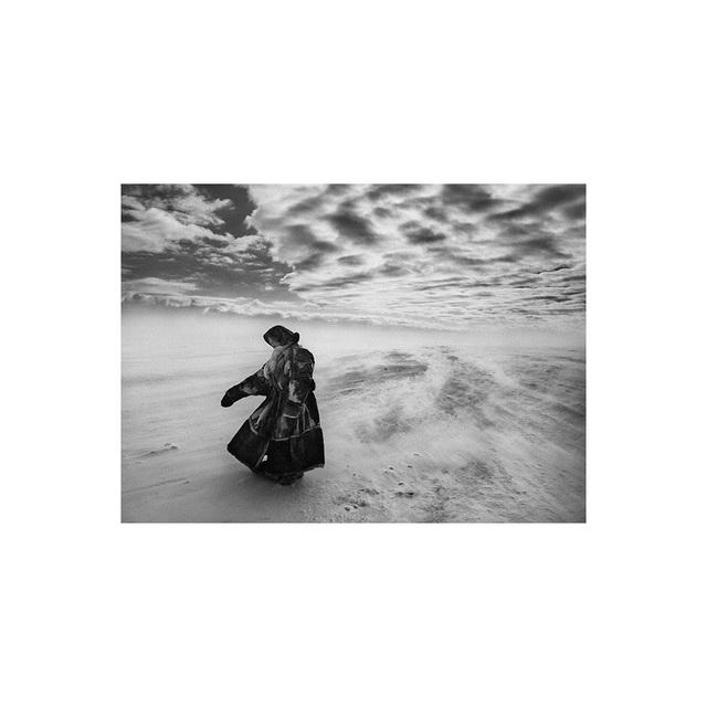 , 'Nenet Nomads, Wind Storm, Siberia, Russia,' 2011, Peter Fetterman Gallery