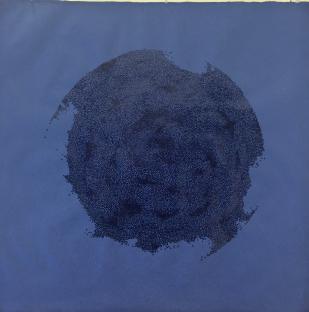 , 'Blue Light,' 2015, Reynolds Gallery