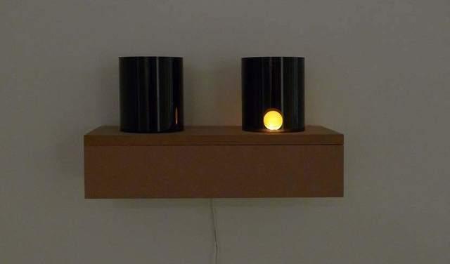 , 'Doppelgänger (yellow ball),' 2009, Galerija Gregor Podnar