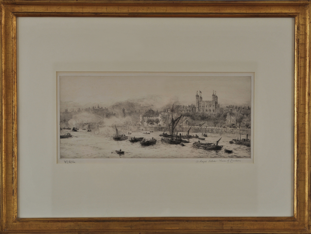 , 'A Royal Salute – Tower of London,' , Andrea S. Keogh Art and Design