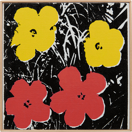 Richard Pettibone, 'Andy Warhol, Flowers, 1964,' 2011, Phillips: 20th Century and Contemporary Art Day Sale (November 2016)