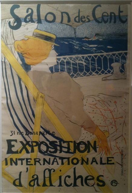, 'La Passagere du 54 - Promenade en Yacht,' 1895, Ruth Ziegler Fine Arts Ltd.