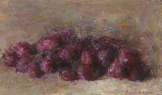 , 'Les gros raisins,' 2015, Galerie Koch