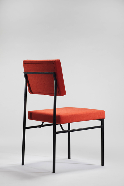, 'Set of 6 P60 Chairs,' ca. 1960, Demisch Danant