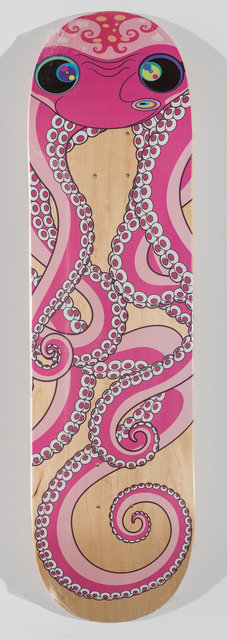 Takashi Murakami, 'Octopus Eats Its Own Leg (Pink)', 2018, Heritage Auctions