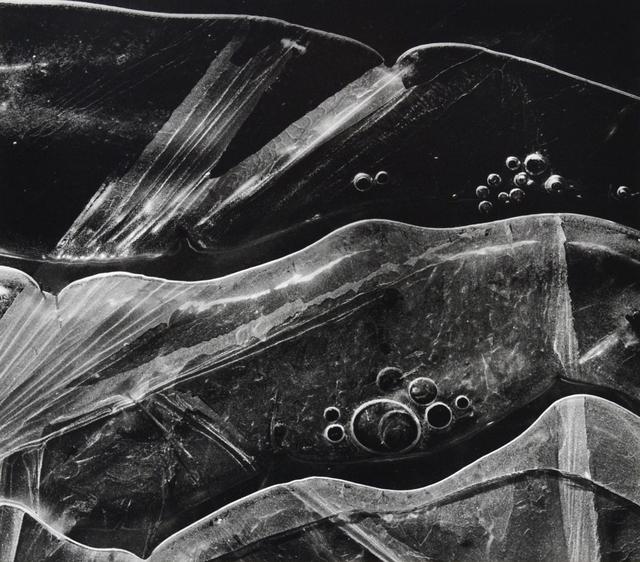 Brett Weston, 'Ice Forms, Oregon', 1970, Scheinbaum & Russek Ltd.