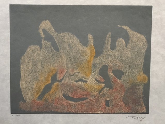 Mark Tobey, 'Awakening Dawn', 1974, Anders Wahlstedt Fine Art