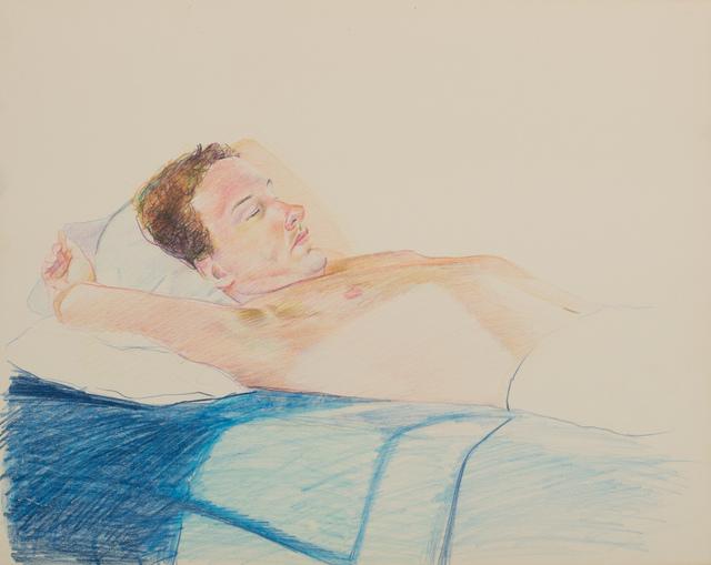 , 'Man Sleeping,' , Galerie Thomas Fuchs