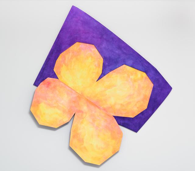 , 'Hidden clover (yellow),' 2017, PKM Gallery