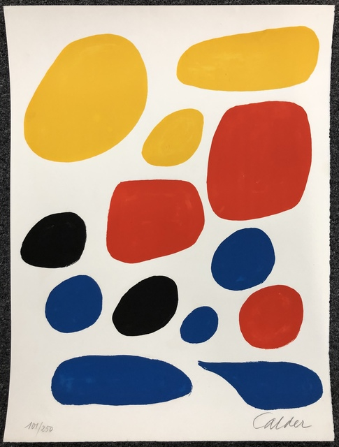 Alexander Calder, 'Untitled', UNK, DANE FINE ART