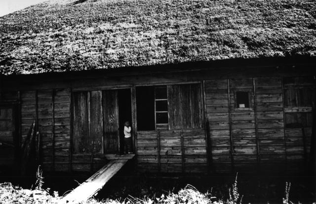 , 'Farm House, Shimokita (Somehow Familiar Places series),' 1970, MIYAKO YOSHINAGA