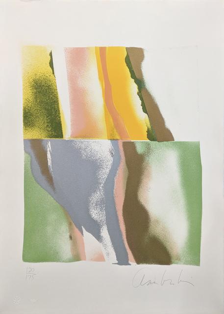 John Chamberlain, 'FLASHBACK VI', 1981, Gallery Art