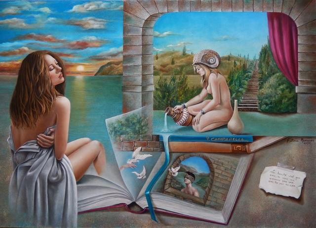 , 'Beleza Interior,' , Inn Gallery