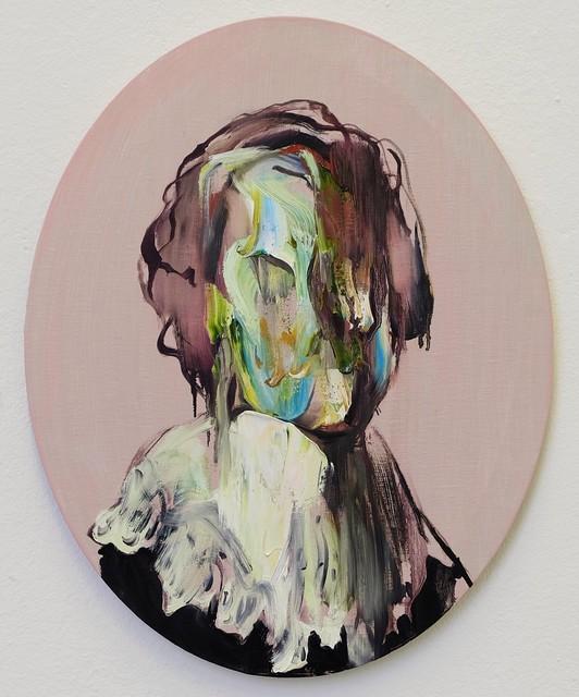 , 'Herr mit Kragen,' 2019, Lachenmann Art