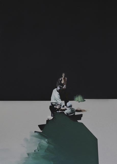 , 'Untitled,' 2014, Galerie Sandhofer