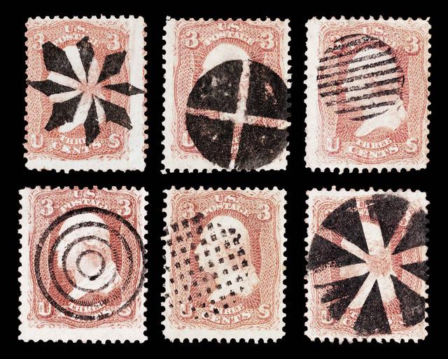 , 'Império Postal #2 (Postal Empire),' 2016, Anita Schwartz Galeria de Arte