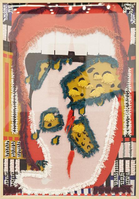 , 'The Cheesy Mouth Breath,' 2016, Ruttkowski;68