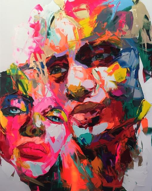 , 'PARIS,' 2015-2017, art&emotion Fine Art Gallery