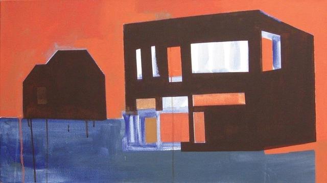 , 'Swan Street,' 2013, Susan Eley Fine Art