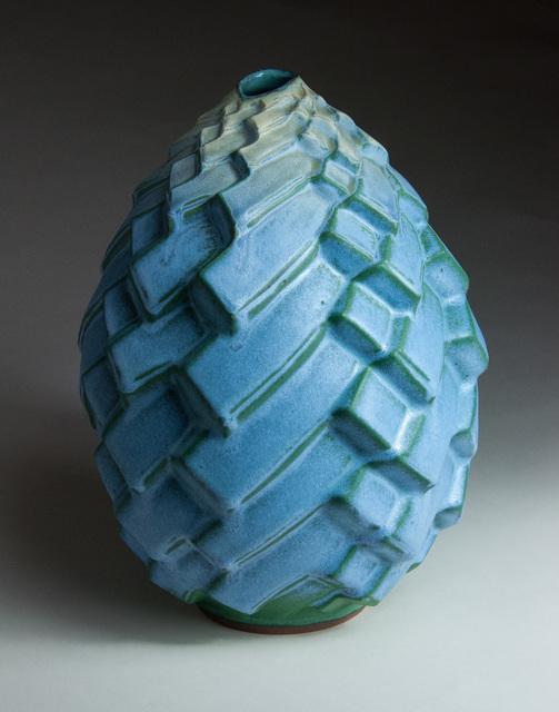 Judith Ernst, 'Staccato Waltz', 2020, Sculpture, Glazed stoneware, Duane Reed Gallery