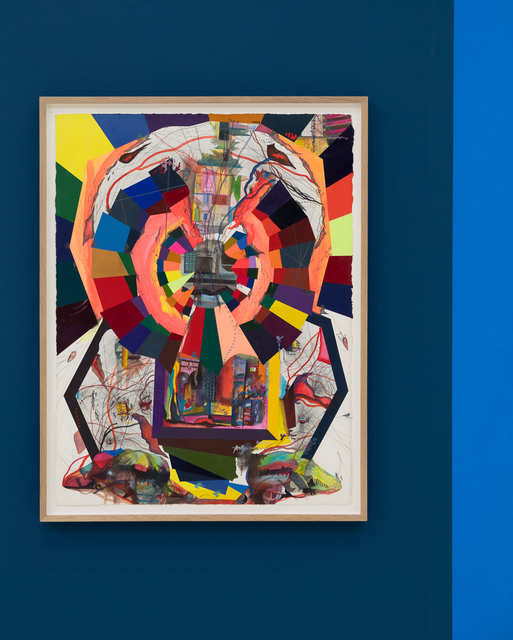 , 'Square Man 广场上的人,' 2019, PIFO Gallery