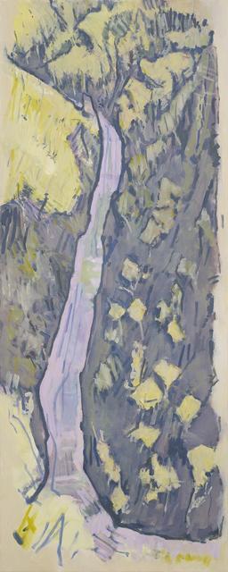 , 'The Mersey River Below,' 2016, Charles Nodrum Gallery