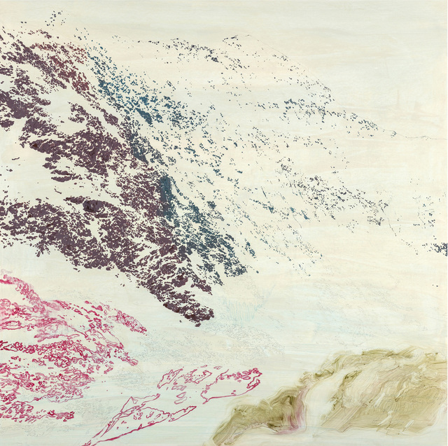, 'A Mountain-17,' 2015, Aki Gallery