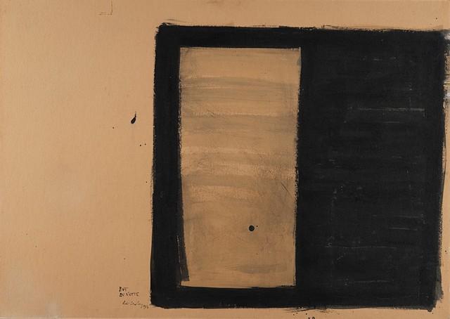 Piero Pizzi Cannella, 'Due di notte', 1987, Finarte