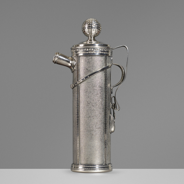 George H. Berry, 'Cocktail shaker, model 1921', c. 1926, Wright