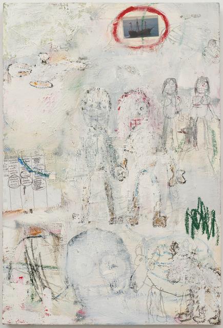 , 'The Flying Dutchman,' 2013, Anat Ebgi