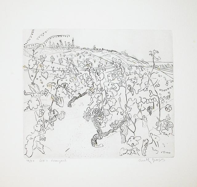 , 'Leo's Vineyard,' 1975, Bernard Jacobson Gallery