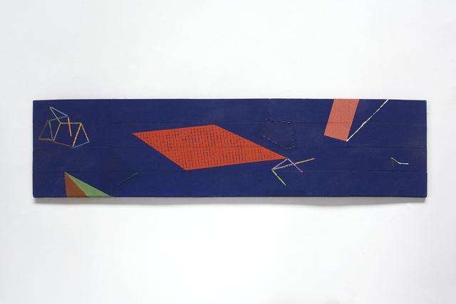 , 'Magnetwas-Yaya,' 2012, Pola Magnetyczne