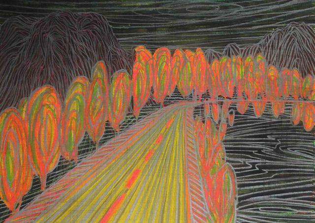 , 'Silent Landscape-19,' 2015, Powen Gallery
