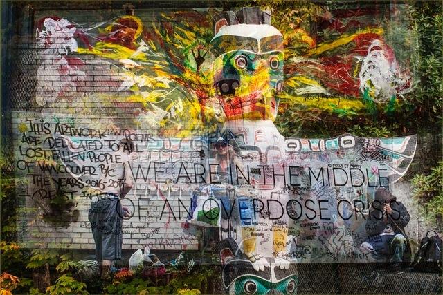 , 'Crisis,' 2017, The Simons Art Gallery