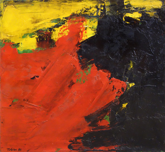 , 'Untitled,' 1961, Hollis Taggart Galleries