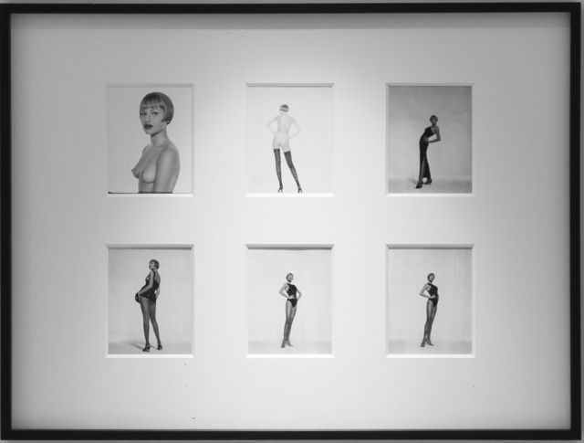 , 'Untitled, Spanish Vogue,' 1993, 29 ARTS IN PROGRESS gallery