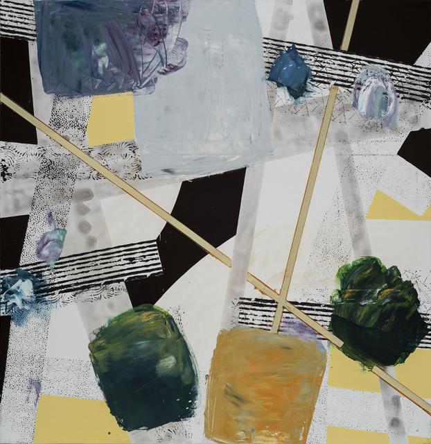 Vladimír Ossif, 'Untitled', 2019, Oil and acrylic on canvas, ZAHORIAN & VAN ESPEN