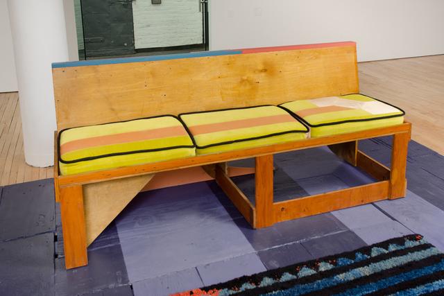 , 'Couch,' 2014, Fleisher/Ollman