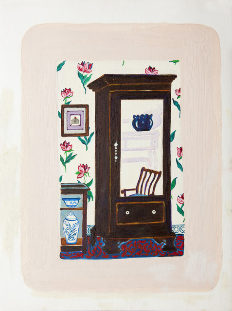 , 'Room,' 2012, Gallery Espace