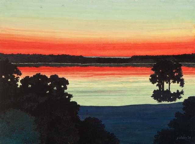 , 'Spring Flood ,' 2014, Mac-Gryder Gallery