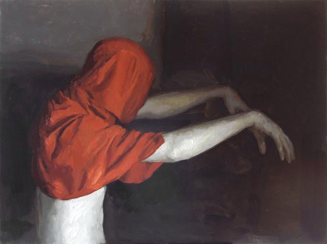 Rafel Bestard, 'Man in red ', 2019, Galeria Contrast