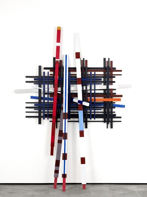 Remy Jungerman, 'Descendants Composition', 2013, Galerie Ron Mandos
